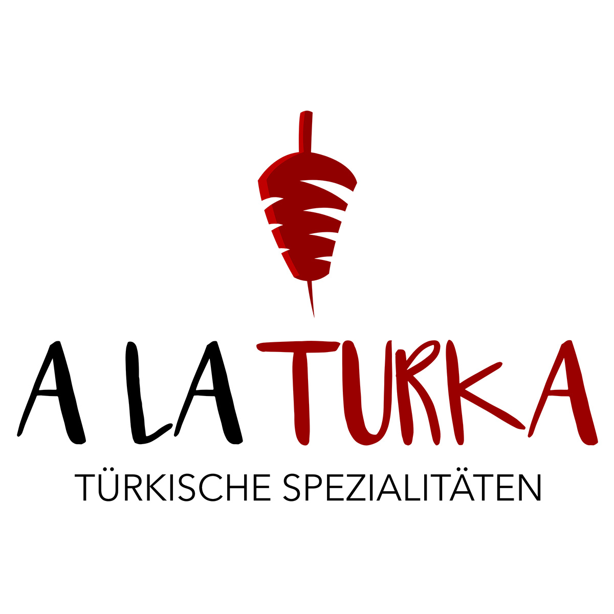 A La Turka Logo Design