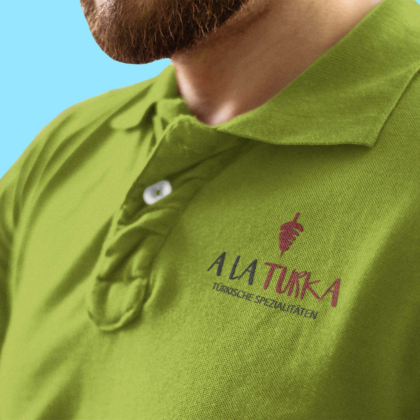 A La Turka Polo T-Shirt