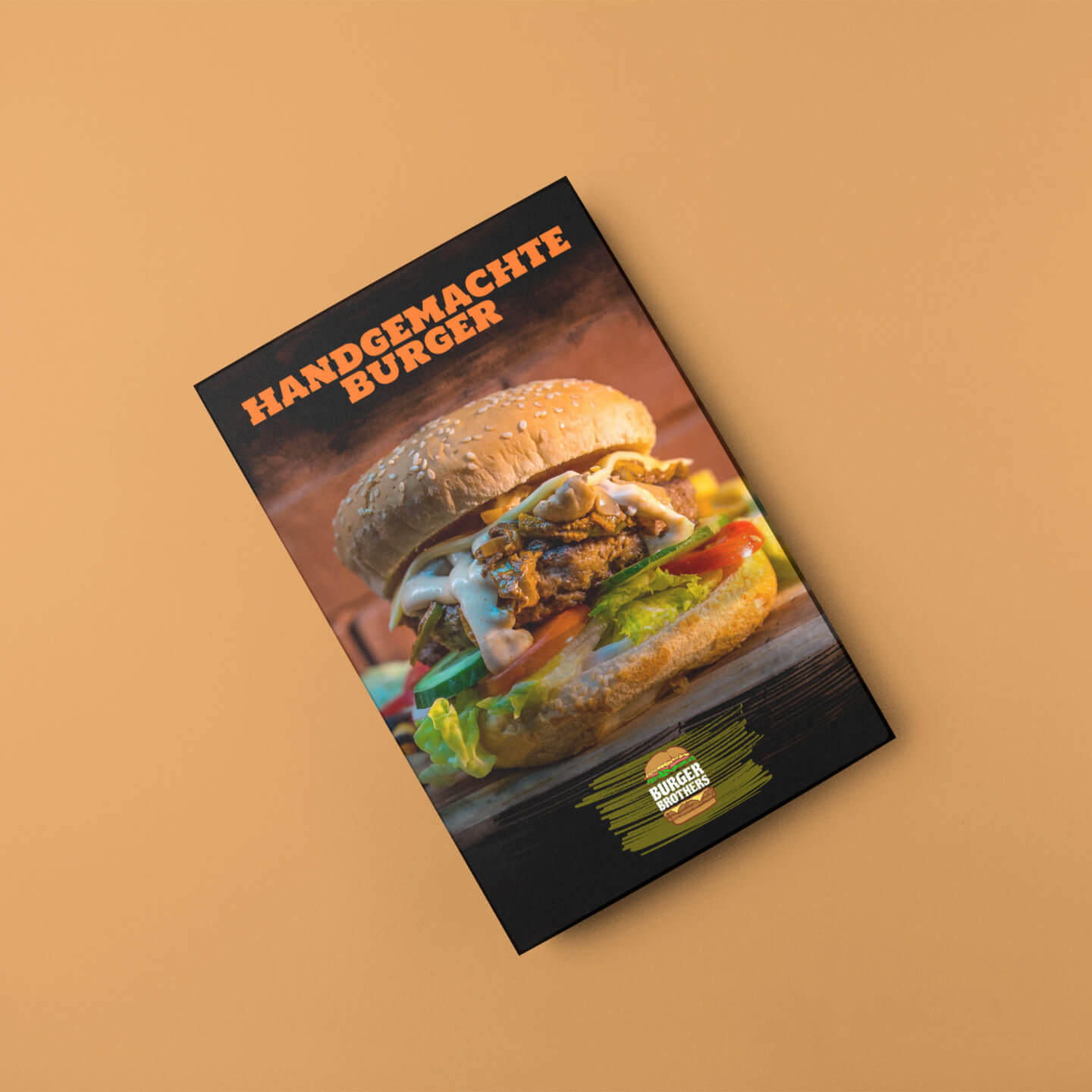 Burger Brothers Flyer